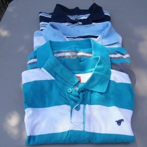 14/16 Boys Polo Shirts